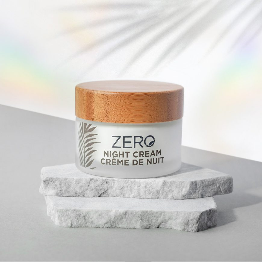 Zero Night Cream WORLD