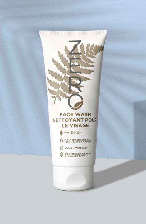 Zero skincare Face Wash