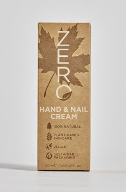 ZERO by Skin Academy Hand & Nail Cream - front pack