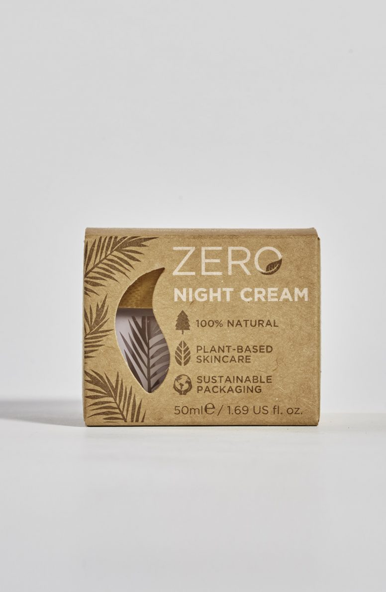 ZERO by Skin Academy Night Cream - Box